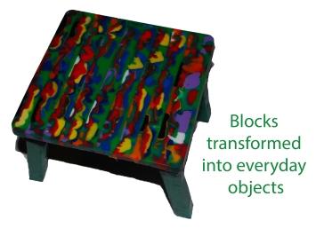 Block Seat