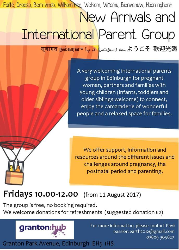 International Parents Group