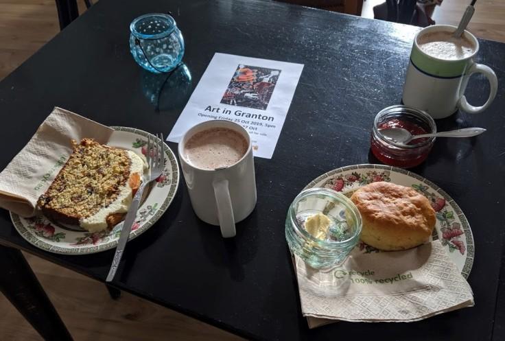 Madelvic Cafe food